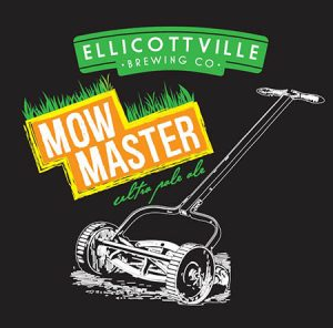 EBC T-shirt design