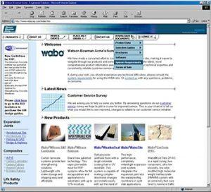 Wabo website