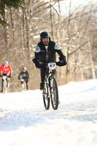 Winter Fest Bike Race