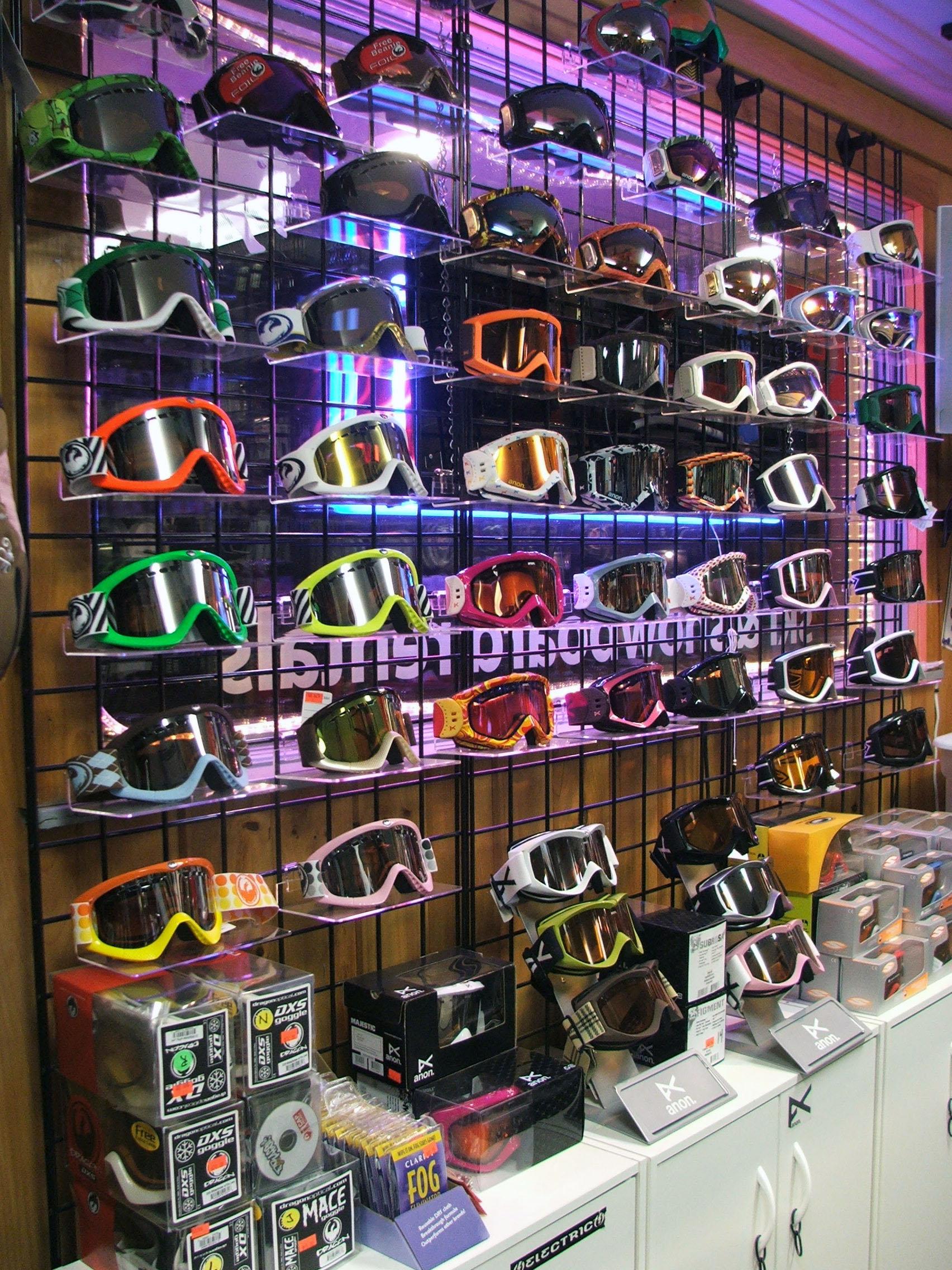 Goggle Display