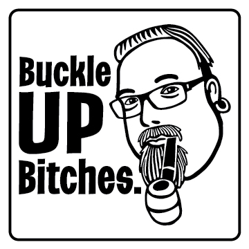 Buckle Up by Greg Culver
