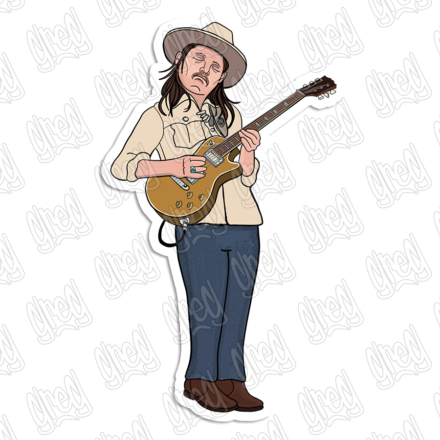 Duane Betts Cartoon