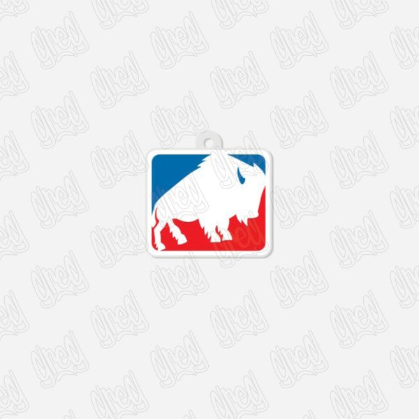 Buffalo League Key Holder