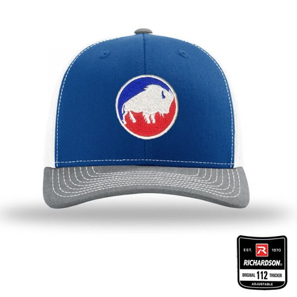 Buffalo League ROUND Logo Hat