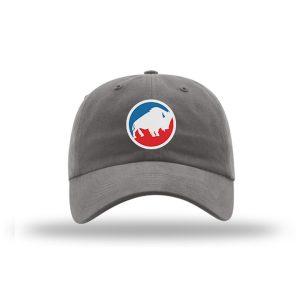 Buffalo League Dad Hat OG Round