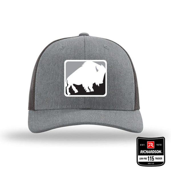 Buffalo League DARK Hat 115
