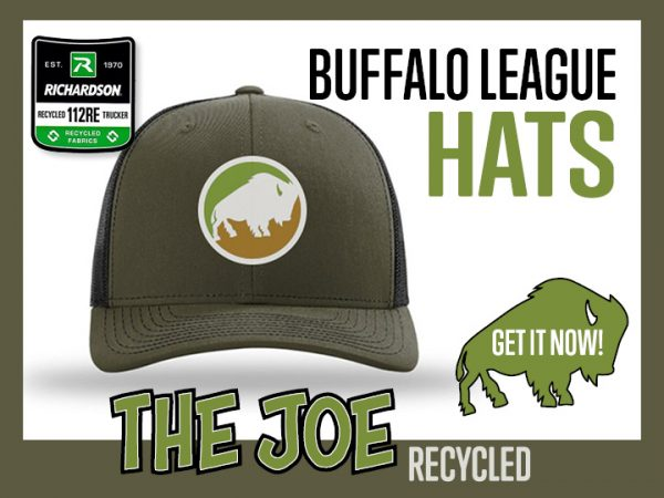 Buffalo League THE JOE Hat