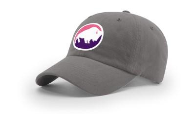 Buffalo League Pretty Grey Hat
