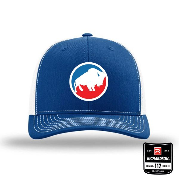 The Staff OG Round hat by Hot Wing Designs